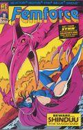 Femforce (1985) 70