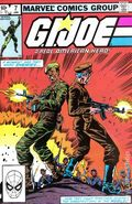 GI Joe (1982 Marvel) 7