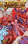Brigade (1993 2nd Series) 25