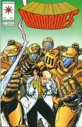 Armorines (1994 1st Series Valiant) 1