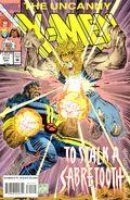 Uncanny X-Men (1963 1st Series) 311