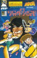 A Science Affair (1994) Gold Digger & Ninja High School 1A