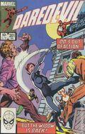 Daredevil (1964 1st Series) 201