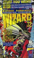 Wizard the Comics Magazine (1991) 32P