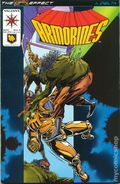 Armorines (1994 1st Series Valiant) 5