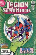 Legion of Super-Heroes (1980 2nd Series) 303