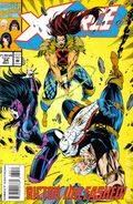 X-Force (1991 1st Series) 34D