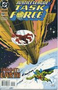 Justice League Task Force (1994) 12