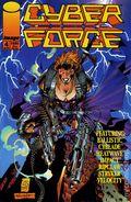 Cyberforce (1993 2nd Series) 4