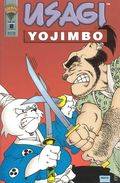 Usagi Yojimbo (1993 2nd Series) 8