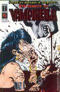 Vengeance of Vampirella (1995) 1RED