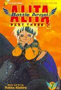 Battle Angel Alita Part 3 (1993) 7