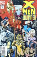 X-Men Unlimited (1993 1st Series) 5