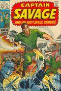 Captain Savage (1968) 12