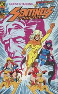 Captain Paragon and the Sentinels of Justice (1985) 5
