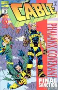 Cable (1993 1st Series) 16N