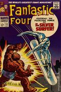 Fantastic Four (1961 1st Series) 55