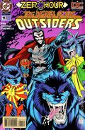 Outsiders (1993 2nd Series) 11