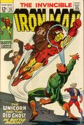 Iron Man (1968 1st Series) 15