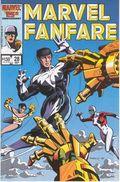 Marvel Fanfare (1982 1st Series) 28