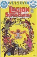 Legion of Super-Heroes (1980 2nd Series) Annual 1