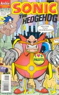 Sonic the Hedgehog (1993 Archie) 15