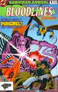 Hawkman (1993) Annual 1