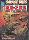 Savage Tales (1971 Magazine) 7