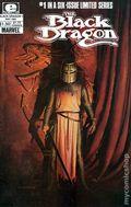 Black Dragon (1985 Marvel/Epic) 1