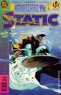 Static (1993 DC) 27