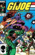 GI Joe (1982 Marvel) 19REP.2ND