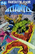 Fantastic Four Atlantis Rising (1995) 1