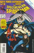 Spectacular Spider-Man (1976 1st Series) 217N