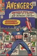 Avengers (1963 1st Series) 16