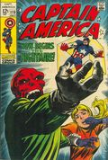 Captain America (1968 1st Series) 115