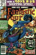Fantastic Four (1961 1st Series) Annual 15