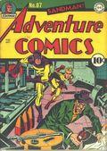 Adventure Comics (1938 1st Series) 87