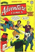 Adventure Comics (1938 1st Series) 163