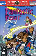 Fantastic Four (1961 1st Series) Annual 24