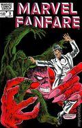 Marvel Fanfare (1982 1st Series) 9