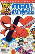 Giant Size Mini-Marvels Starring Spidey (2002) 1
