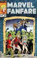 Marvel Fanfare (1982 1st Series) 25