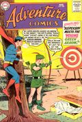 Adventure Comics (1938 1st Series) 258
