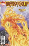 Human Torch (2003 2nd Series) 1