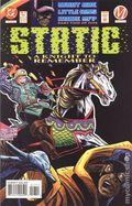 Static (1993 DC) 17