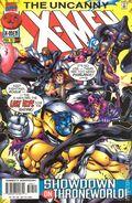 Uncanny X-Men (1963 1st Series) 344