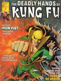 Deadly Hands of Kung Fu (1974 Magazine) 19