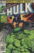 Incredible Hulk (1962-1999 1st Series) 261