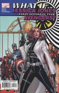 What If Jessica Jones Had Joined The Avengers (2005) 1