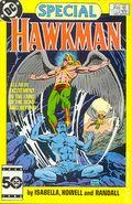 Hawkman (1986) Special 1